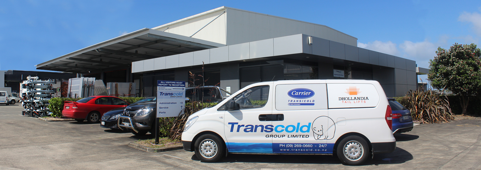 Transport Refrigeration Industry