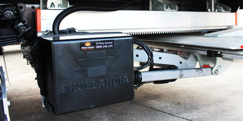 Dhollandia Tail Lifts